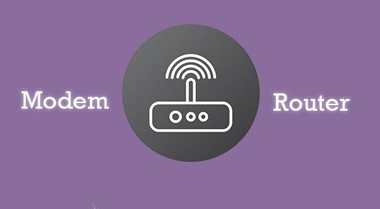 Modem Nedir? Router Nedir? Farkı Nedir?