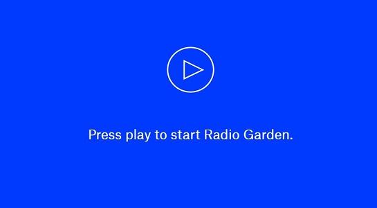 Radyo Dinlemenin Kolay Yolu radio.garden